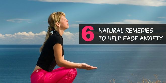 natural remedies for stress anxiety