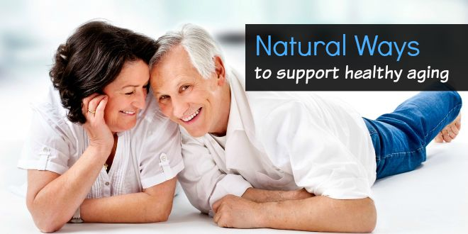 natural ways to support aging