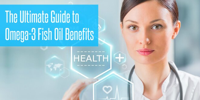 omega-3 fish oil benefits