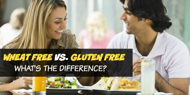 wheat free gluten free what is the difference