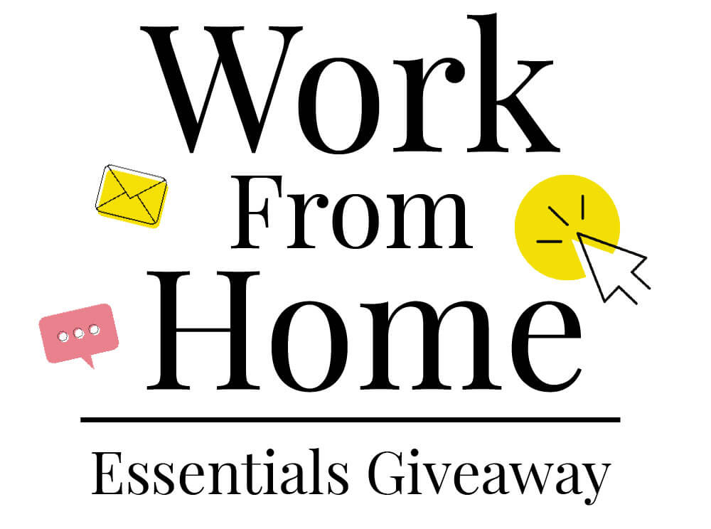 Hi-Health Work From Home Essentials Giveaway