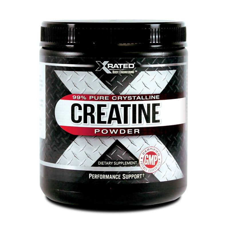 Xrated Body Engineering Creatine Monohydrate (1000 grams)