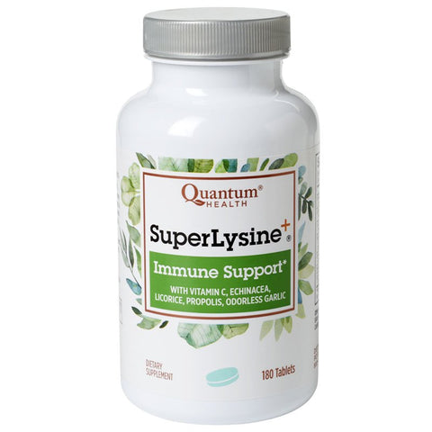 Quantum Health Super Lysine+ (180 tablets)