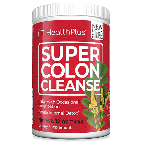 Health Plus Super Colon Cleanse (12 oz)