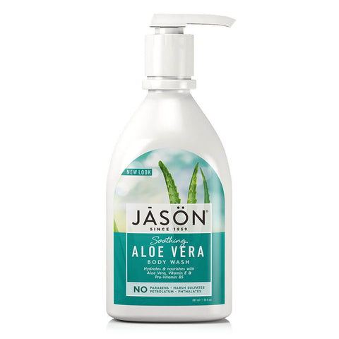 Jason Soothing Aloe Vera Body Wash (30 fl oz)