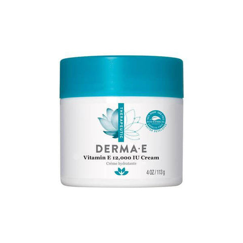 Derma E Vitamin E 12,000 IU Cream (4 oz)