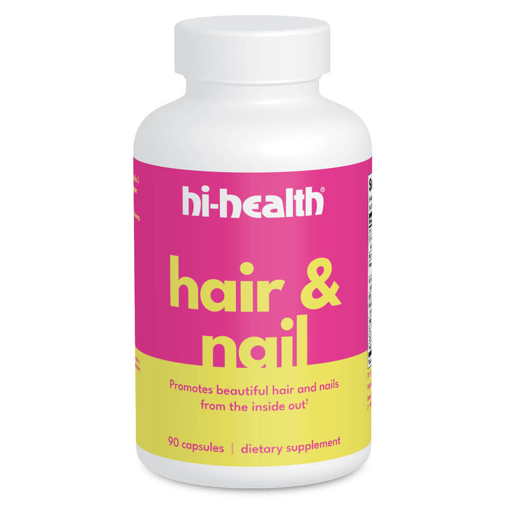 Optim Nutrition Hair & Nail Formula (90 capsules)