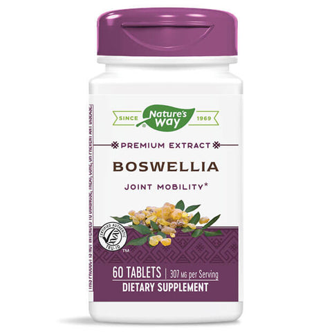 Nature's Way Boswellia (60 tablets)