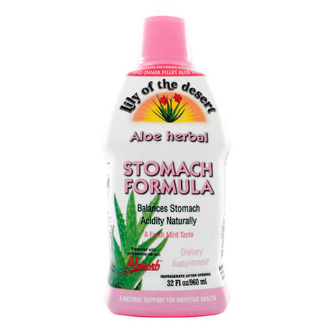 Lily of the Desert Aloe Herbal Stomach Formula (32 fl oz)
