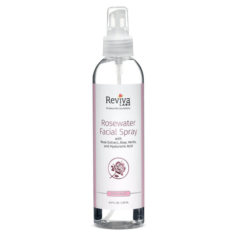 Reviva Labs Rosewater Facial Spray (8 fl oz)