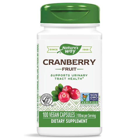 Nature's Way Cranberry Fruit (100 capsules)