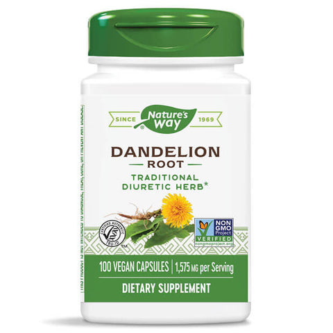 Nature's Way Dandelion Root (100 capsules)