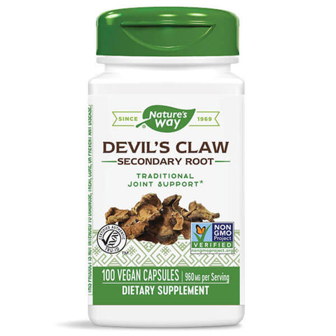 Nature's Way Devil's Claw Root (100 capsules)