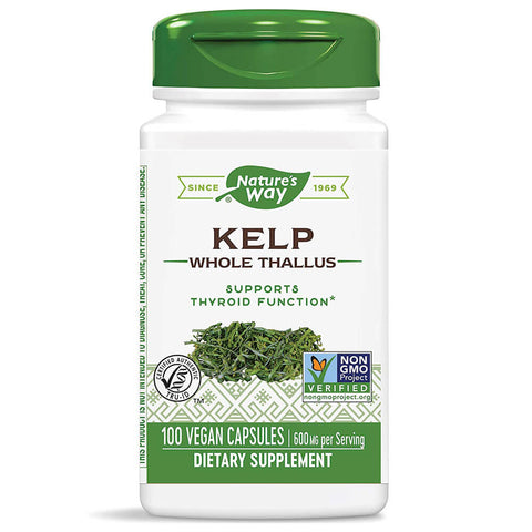 Nature's Way Kelp (100 capsules)