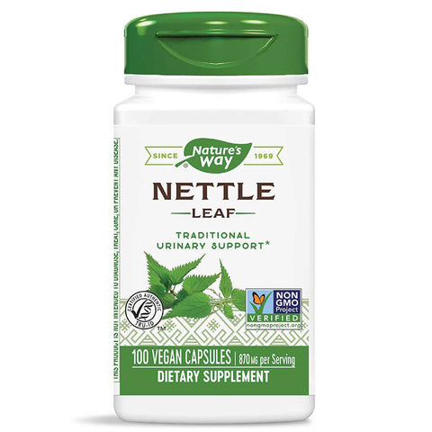 Nature's Way Nettle Leaf (100 capsules)