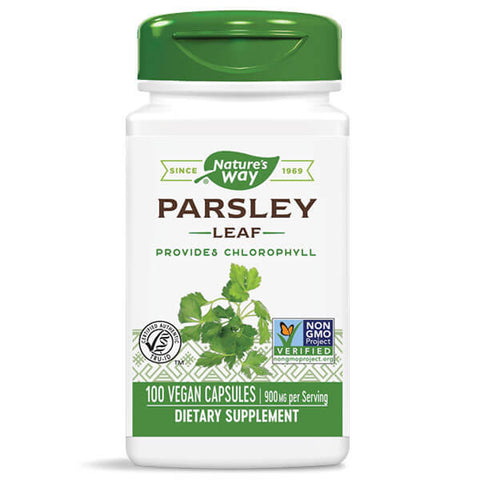 Nature's Way Parsley Leaf (100 capsules)