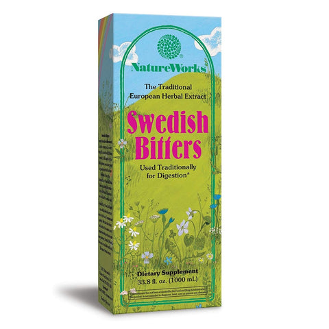 NatureWorks Swedish Bitters (33.8 fl oz)