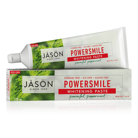 Jason Powersmile Whitening Paste - Powerful Peppermint (6 oz)