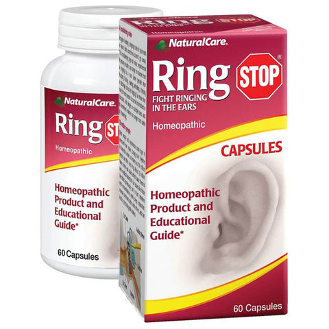 NaturalCare RingStop (60 Caps)