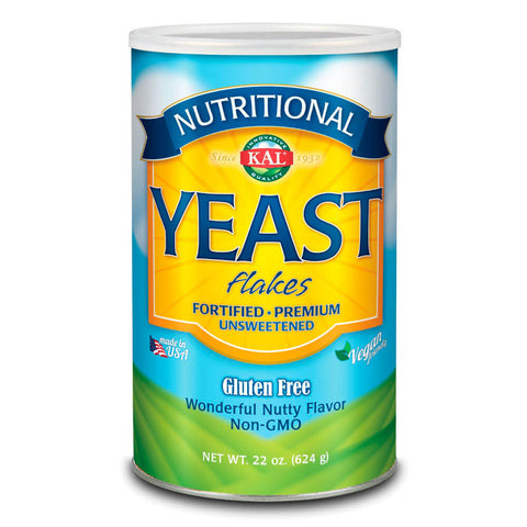KAL Nutritional Yeast (22 oz)