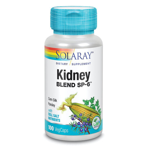 Solaray Kidney Blend SP-6 (100 capsules)