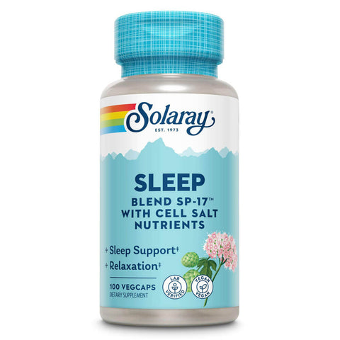 Solaray Sleep Blend SP-17 (100 capsules)