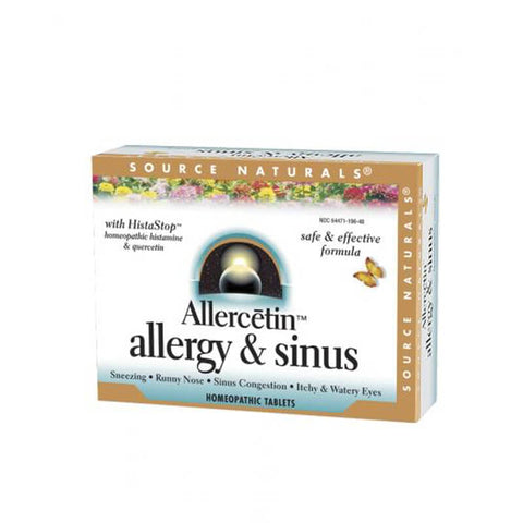 Source Naturals Allercetin (48 tablets)