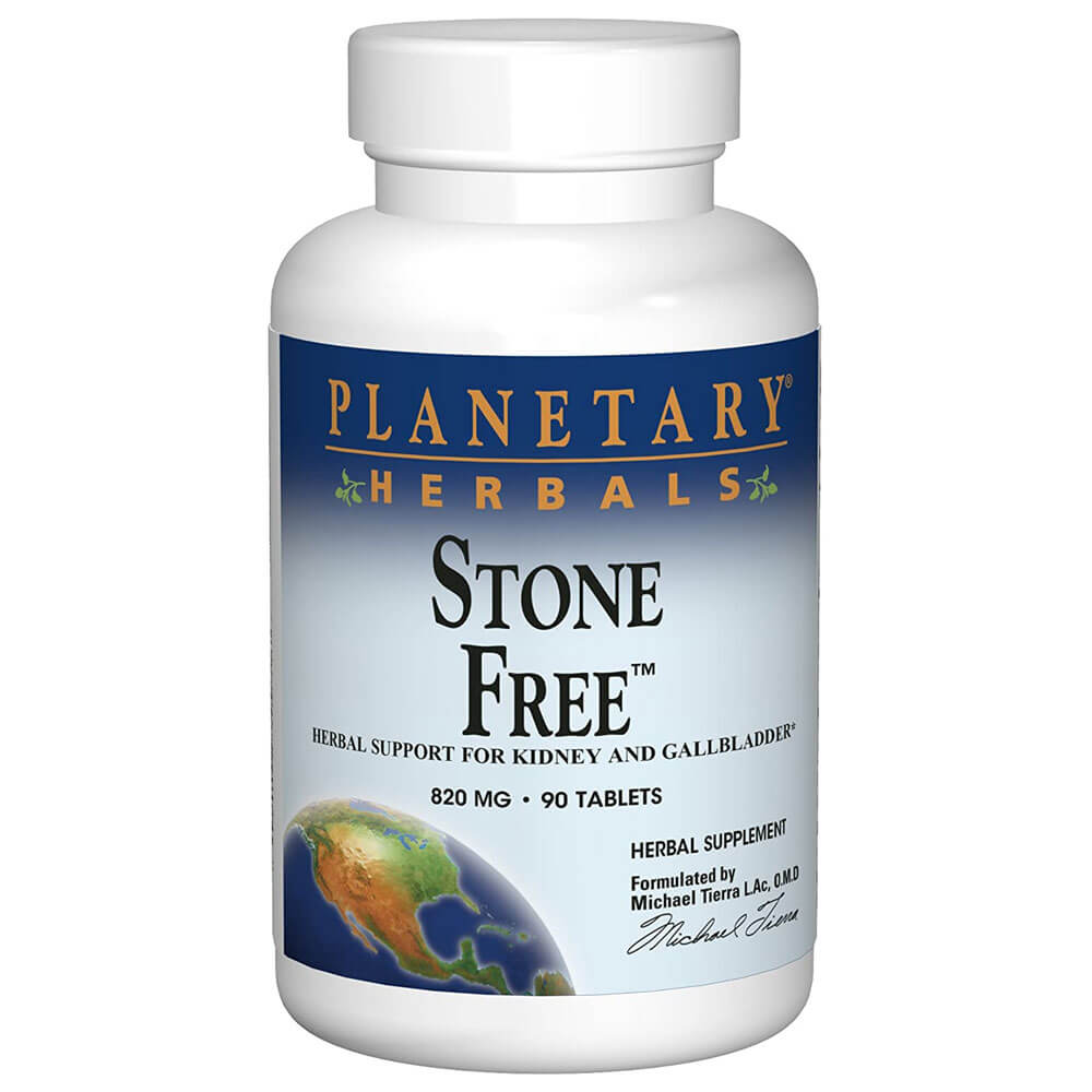 Planetary Herbals Stone Free (90 tablets)