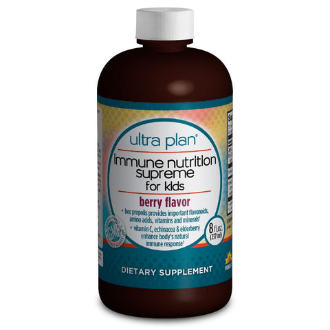 Ultra Plan Immune Nutrition Supreme for Kids (8 fl oz)