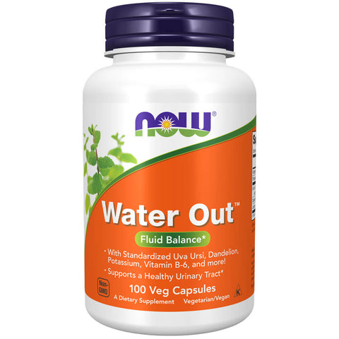 NOW Water Out (100 veg capsules)