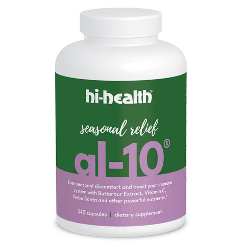 Optim Nutrition AL-10 Plus Advanced Seasonal Support (240 capsules)