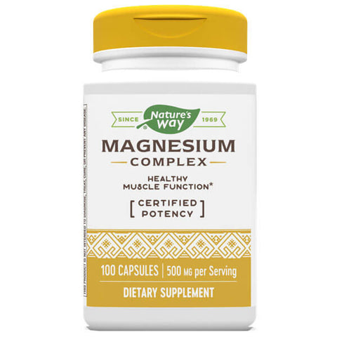 Nature's Way Magnesium Complex (100 capsules)