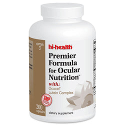 Optim 3 Premier Formula for Ocular Nutrition (200 capsules)