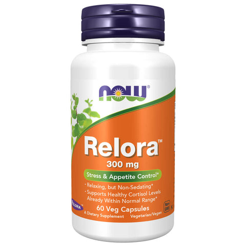 NOW Relora 300mg (60 veg capsules)
