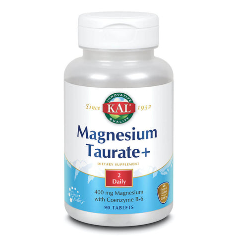 KAL Magnesium Taurate+ (90 tablets)