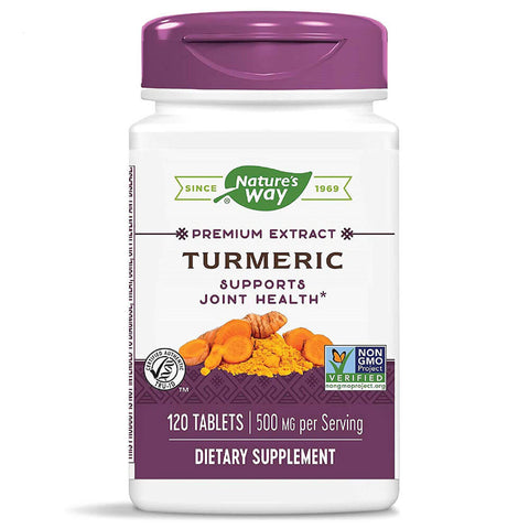 Nature's Way Standardized Turmeric
