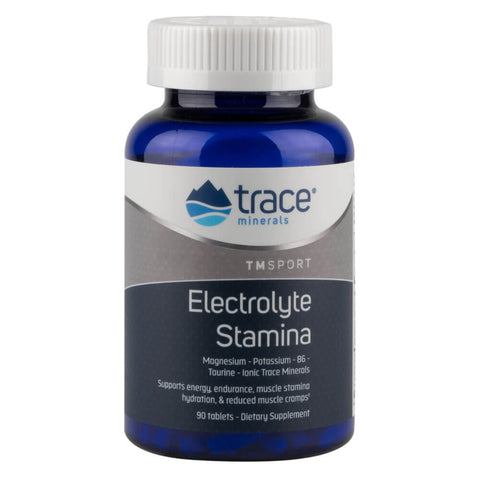 Trace Minerals Research Electrolyte Stamina (90 tabs)