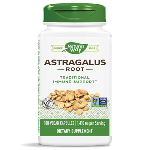 Nature's Way Astragalus Root (180 capsules)