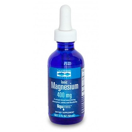 Trace Minerals Research Ionic Magnesium 400mg (2 fl oz)