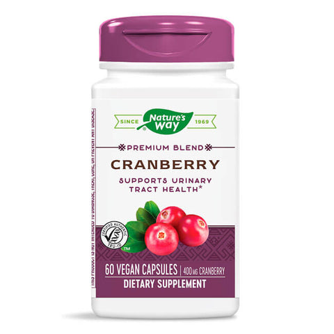 Nature's Way Standardized Cranberry (60 caps)