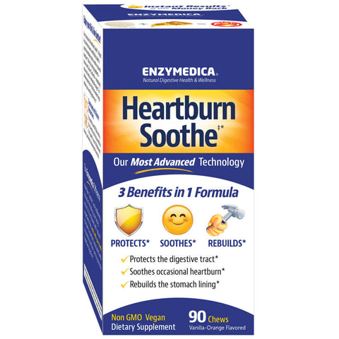 Enzymedica Heartburn Relief (90 chews)