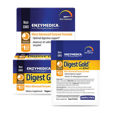Enzymedica Digest Gold - Sample Pack (5 capsules)