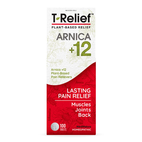 Medinatura T-Relief Pain (100 tablets)