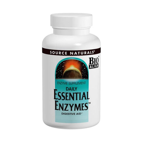 Source Naturals Daily Essential Enzymes (Vegetarian)