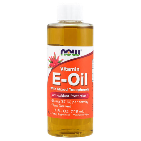NOW E-Oil (4 fl oz)