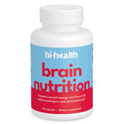 Hi-Health Brain Nutrition (60 capsules)