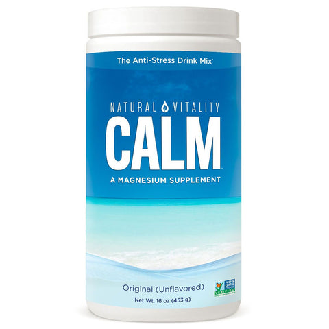 Natural Vitality Natural Calm (16 oz)