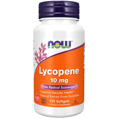 NOW Lycopene 10mg