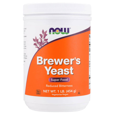 NOW Brewer's Yeast (1 lb)
