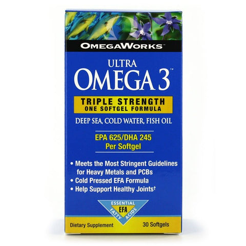Windmill OmegaWorks Ultra Omega 3 (30 softgels)